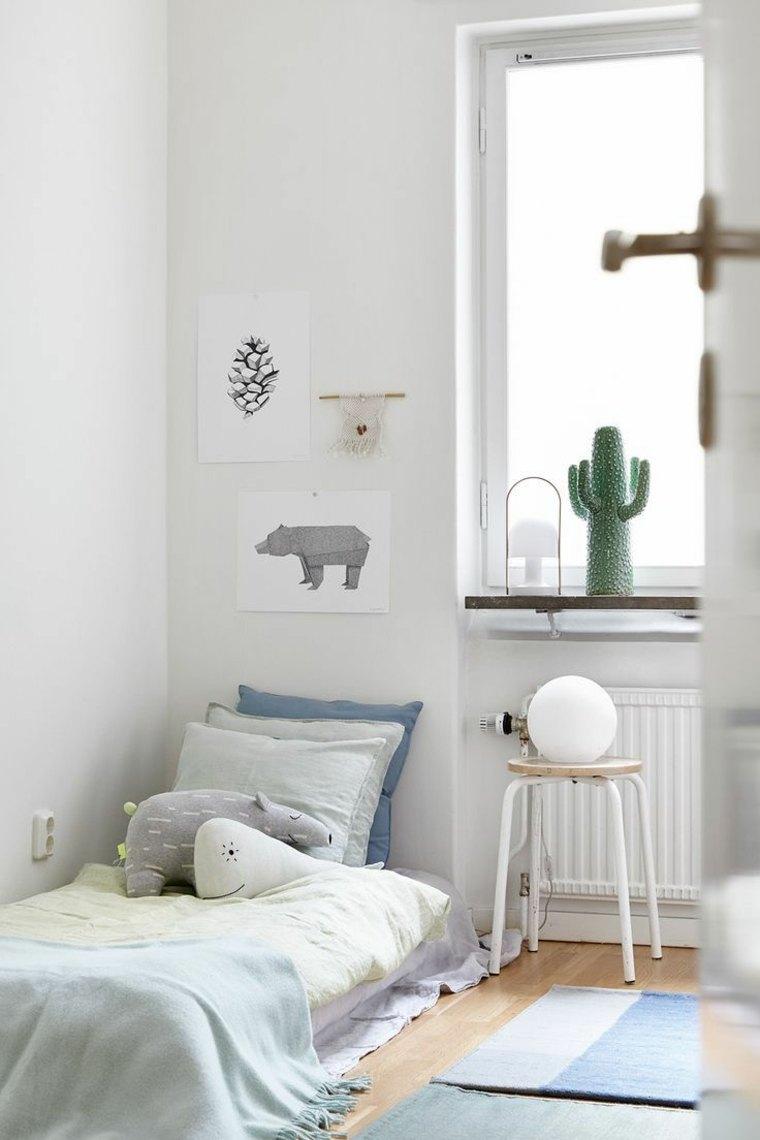 Habitaciones Infantiles Baratas Divertidas Y Con Mucho Estilo  ~ Pintura Para Habitaciones Infantiles