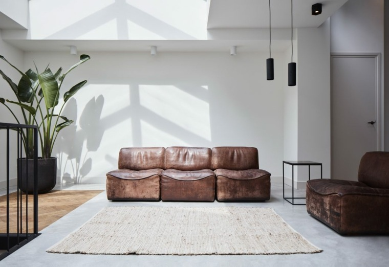 decoracion-de-salones-modernos-opciones-estilo-simple