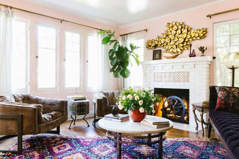 decoracion-de-salones-rusticos-combinacion-detalles-modernos