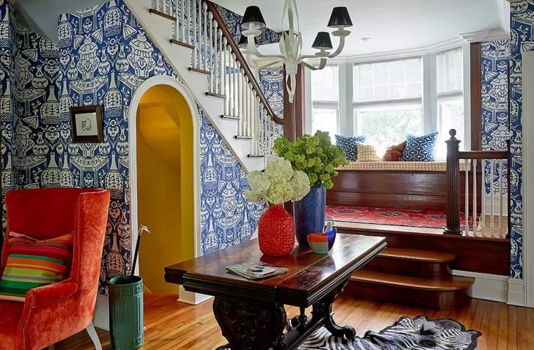 decoración interiores-errores-comunes-combinacion-pasillo