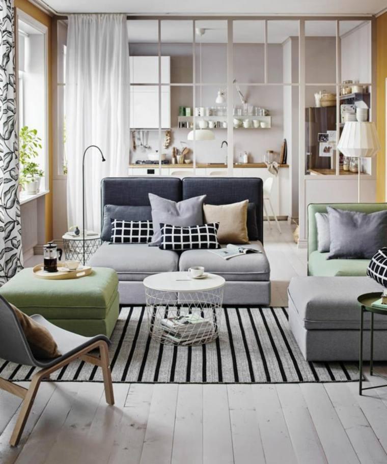 interiores de estilo moderno