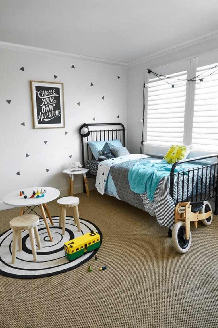 ideas para decorar paredes de habitaciones