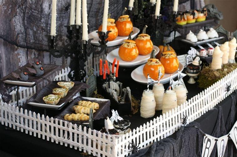 originales ideas para una Fiesta de Halloween de tema de vampiros