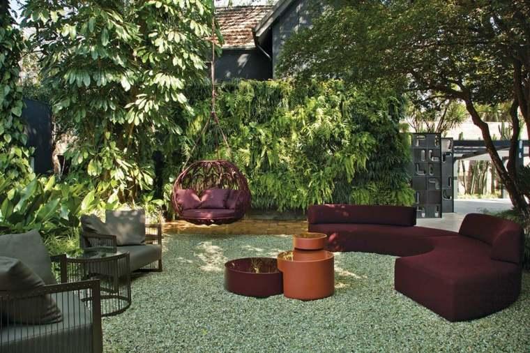 diseño de jardines casa-diseno-muebles-colores-modernos-2017