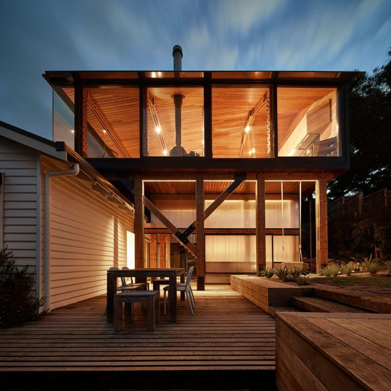 diseno-de-jardines-suelo-muebles-madera-opciones