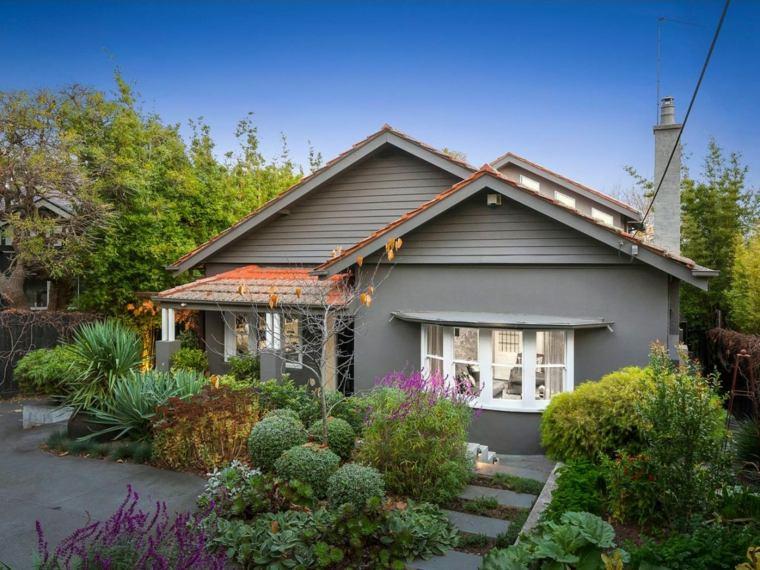 disños fachadas de casas modernas