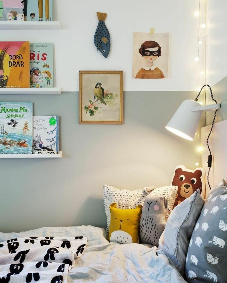 Boys Kids Room Decorating: Habitaciones Infantiles Baratas, Divertidas Y Con Mucho