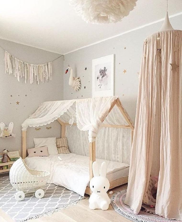 originales habitaciones infantiles niña