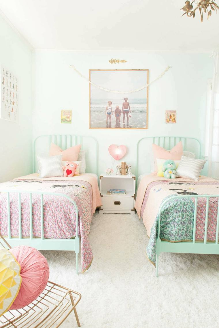 habitaciones infantiles baratas divertidas y con mucho On habitaciones de niña baratas