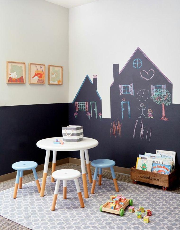 Habitaciones infantiles sencillas