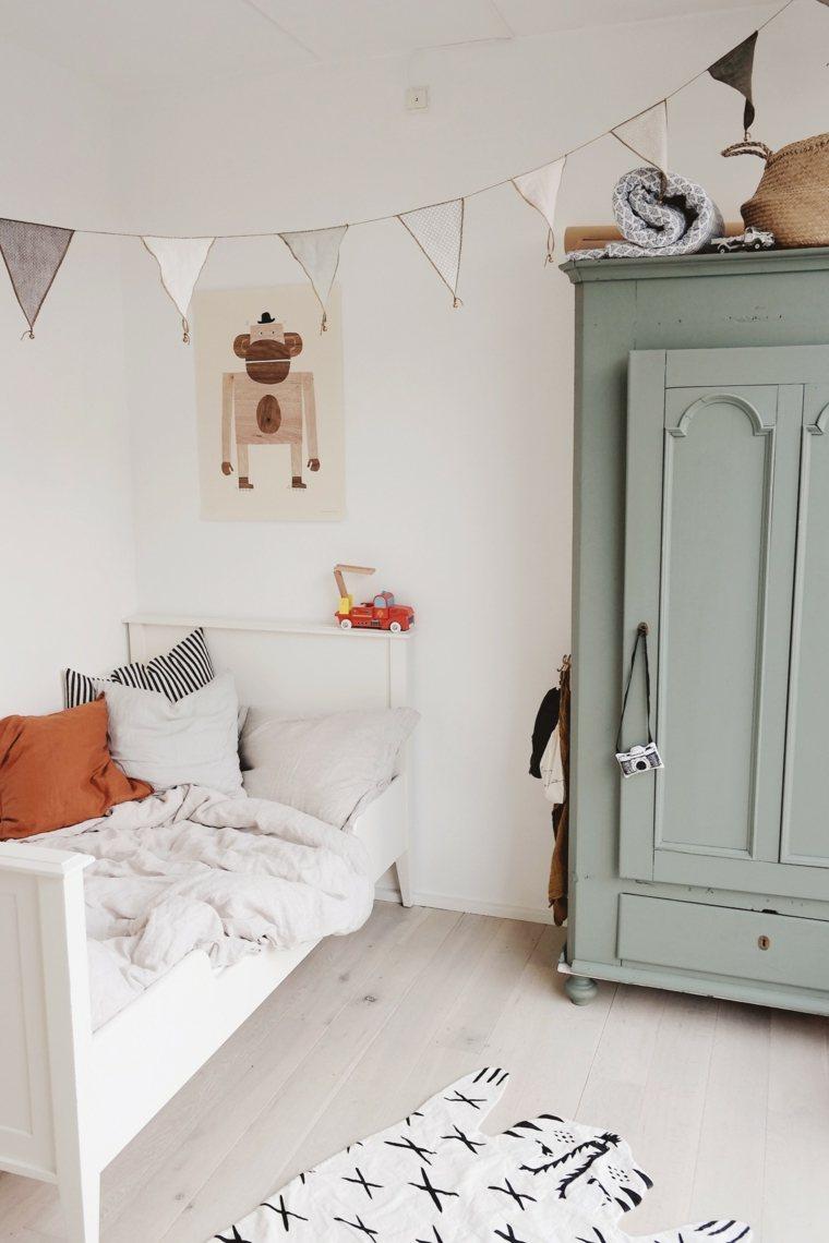 Habitaciones infantiles baratas divertidas y con mucho for Habitaciones de nina baratas
