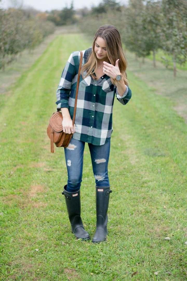 efecto camisa jeans moda