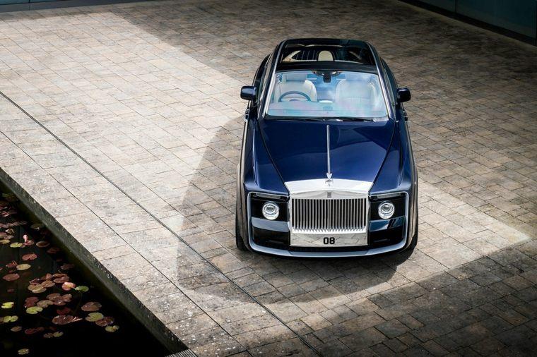 elegante diseño auto lujo