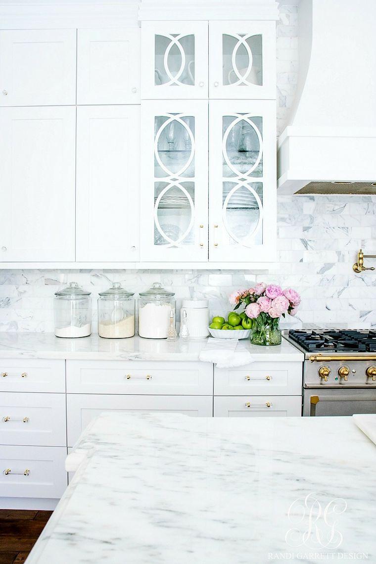 encimeras cocina marmol-disenos-espectaculares-estilo-moderno