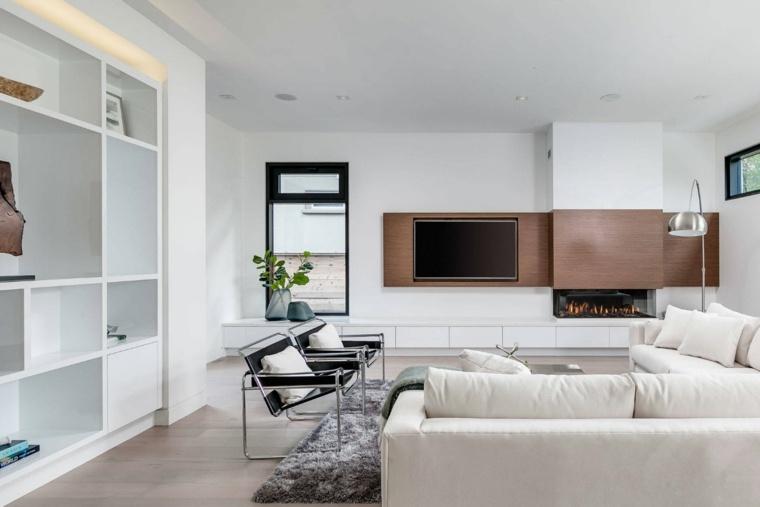 espacios-amplios-muebles-blancos-salon-moderno