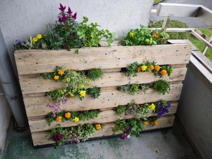 espacios pequeños jardines verticales