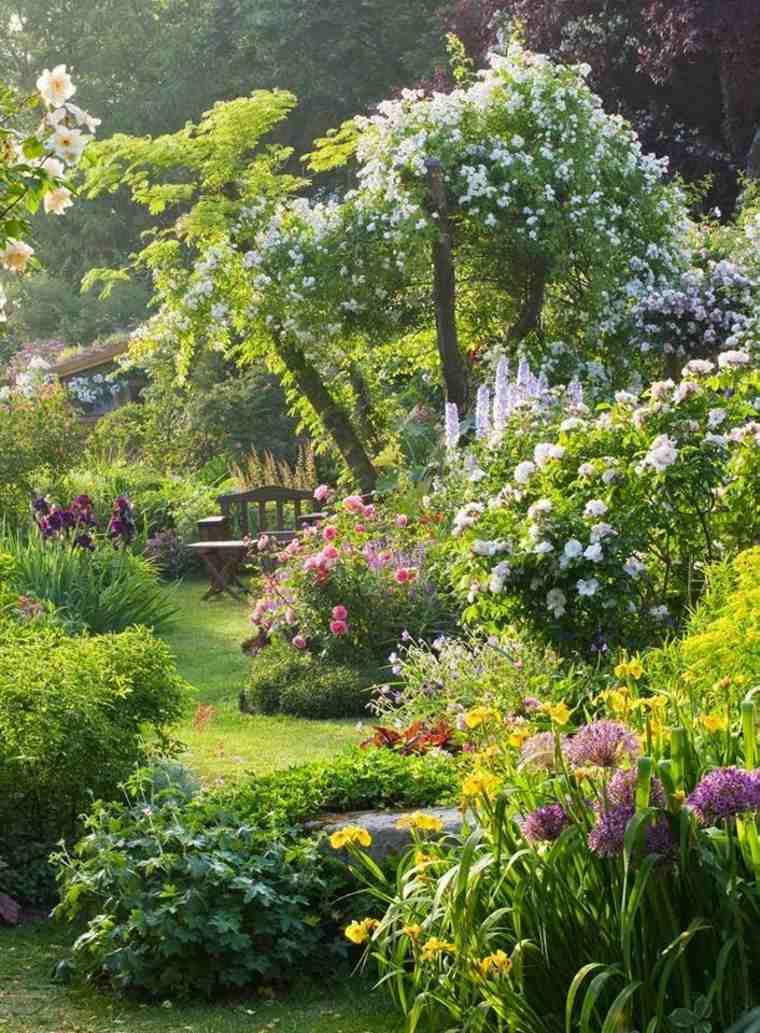 imágenes de jardines bonitos