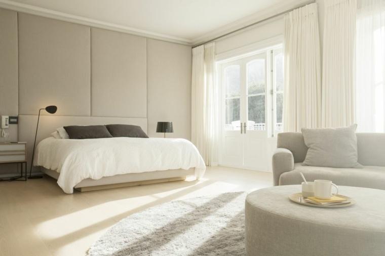 aplicar los principios del Feng shui en dormitorios