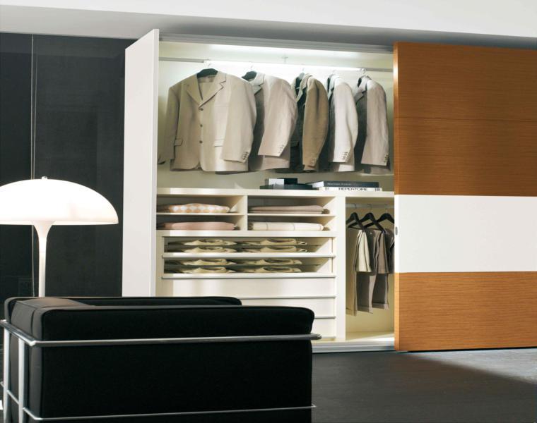 estantes abiertos e ideas de almacenamiento