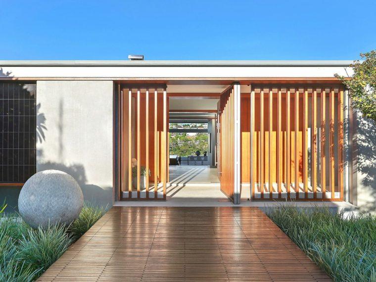 disños de fachadas de casas modernas