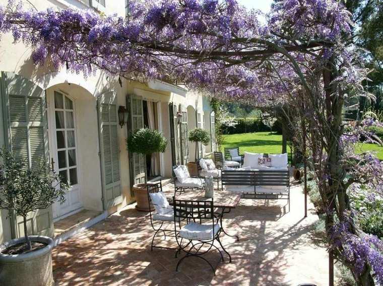 ideas para decorar un jardín