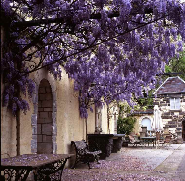 originales ideas para decorar un jardín