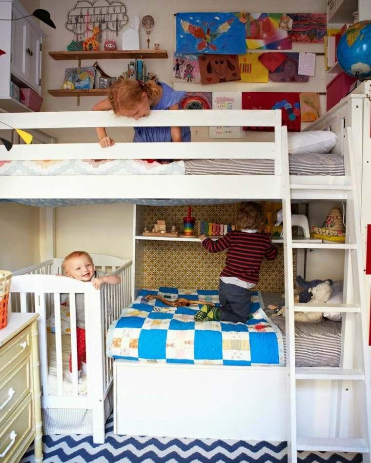 dormitorios compartidos juveniles