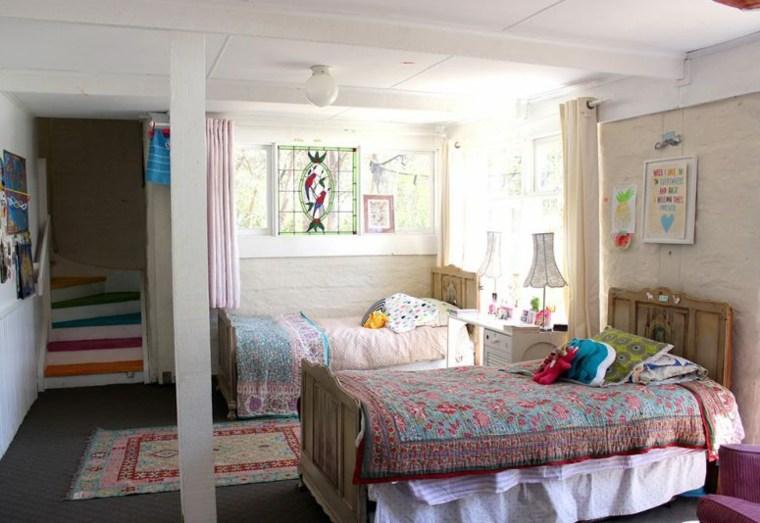 dormitorio infantil sencillo