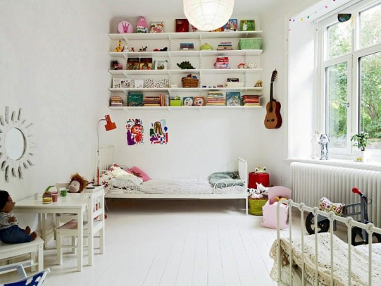 ideas para decorar habitaciones infantiles baratas