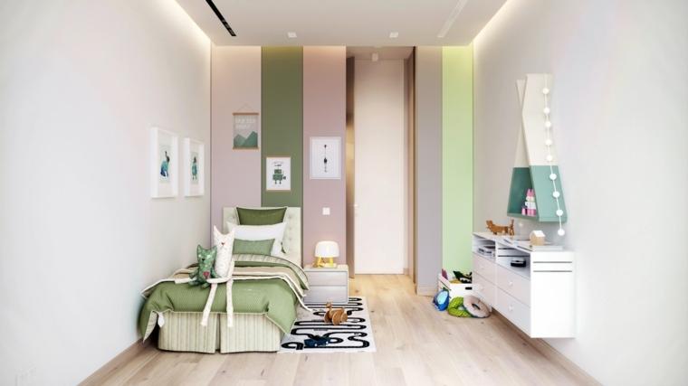 ideas de diseño de habitación