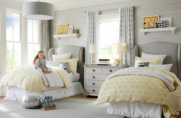 sencillas ideas para decorar dormitorios