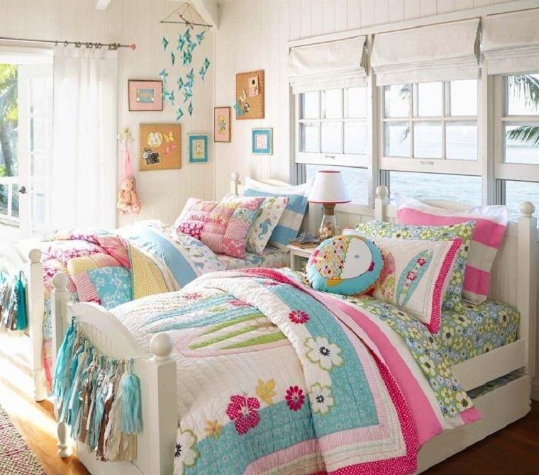 habitaciones infantiles niñas