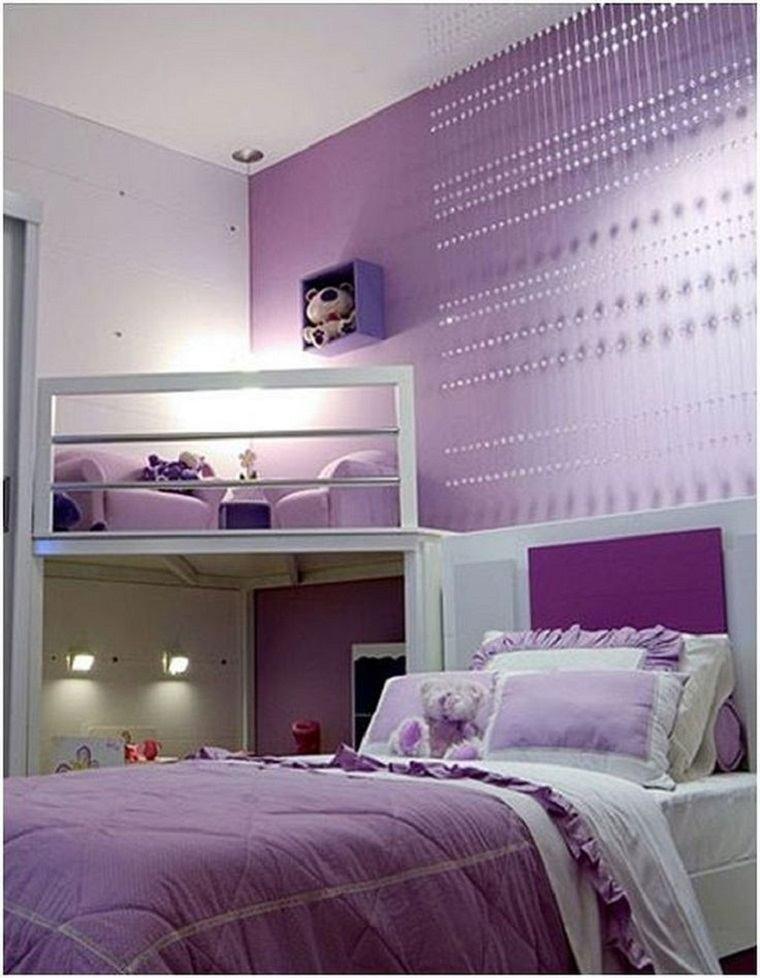 diseños de habitaciones para niña