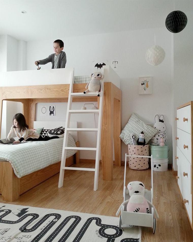 Habitaciones Infantiles Pequeñas Con Mucho Encanto Y Estilo