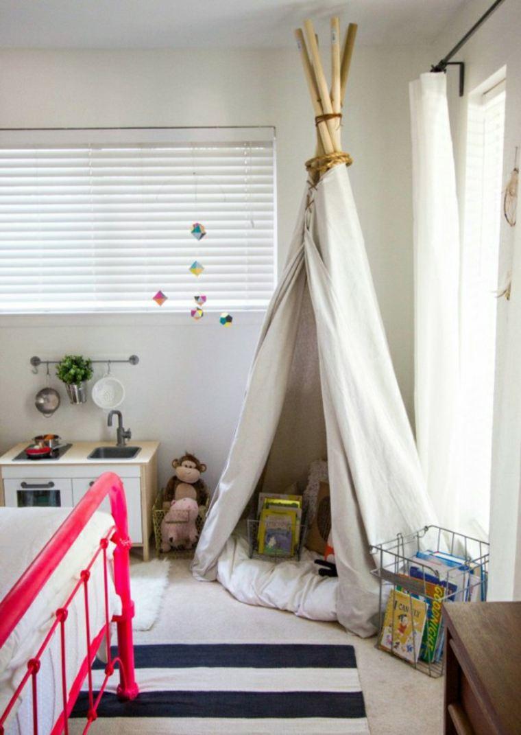 diseños de habitaciones infantiles modernas
