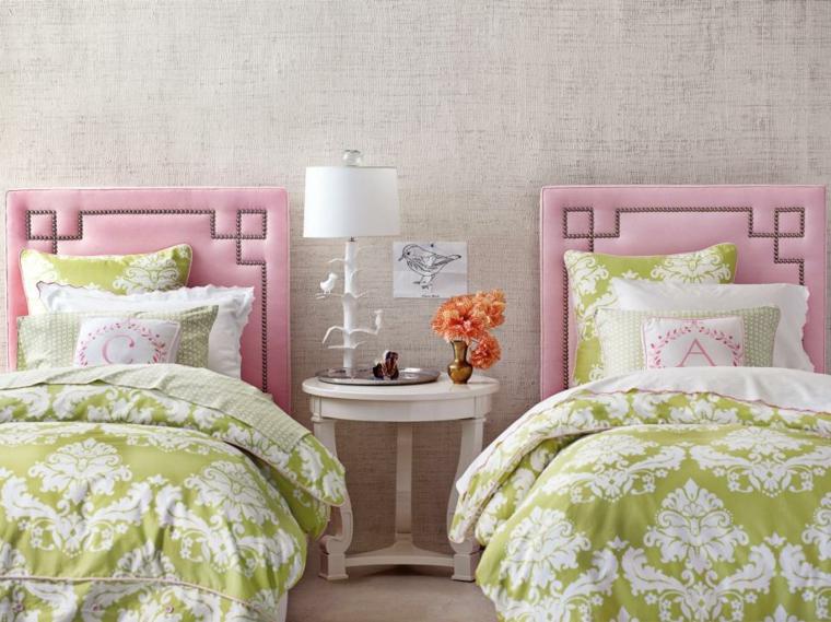 diseño de dormitorio infantil