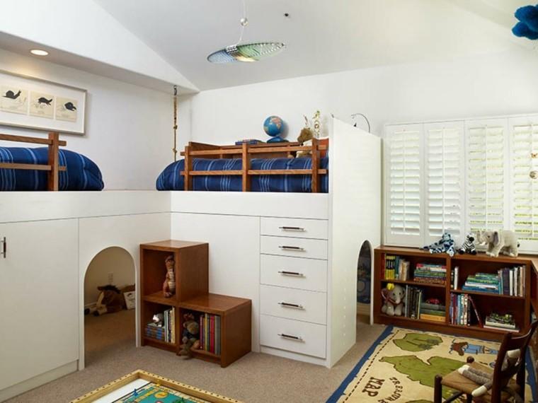 decorar paredes de habitaciones de niños