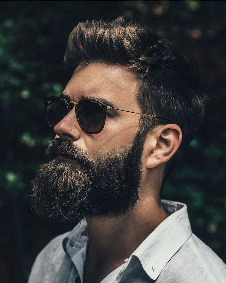 Peinados de hombre y cortes de pelo modernos para el 2018 - Peinados para hombres ...