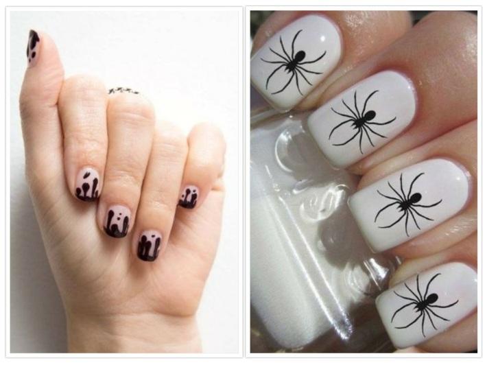 ideas esteticas para halloween