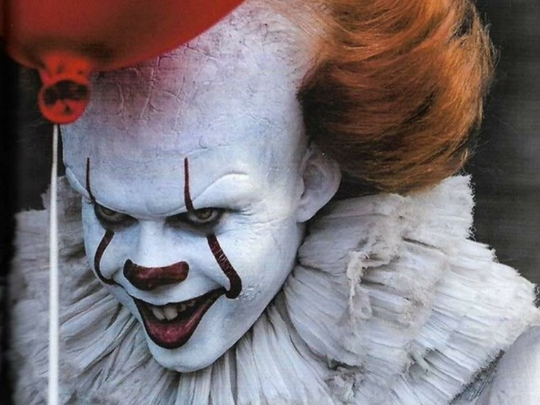 maquillaje de Pennywise