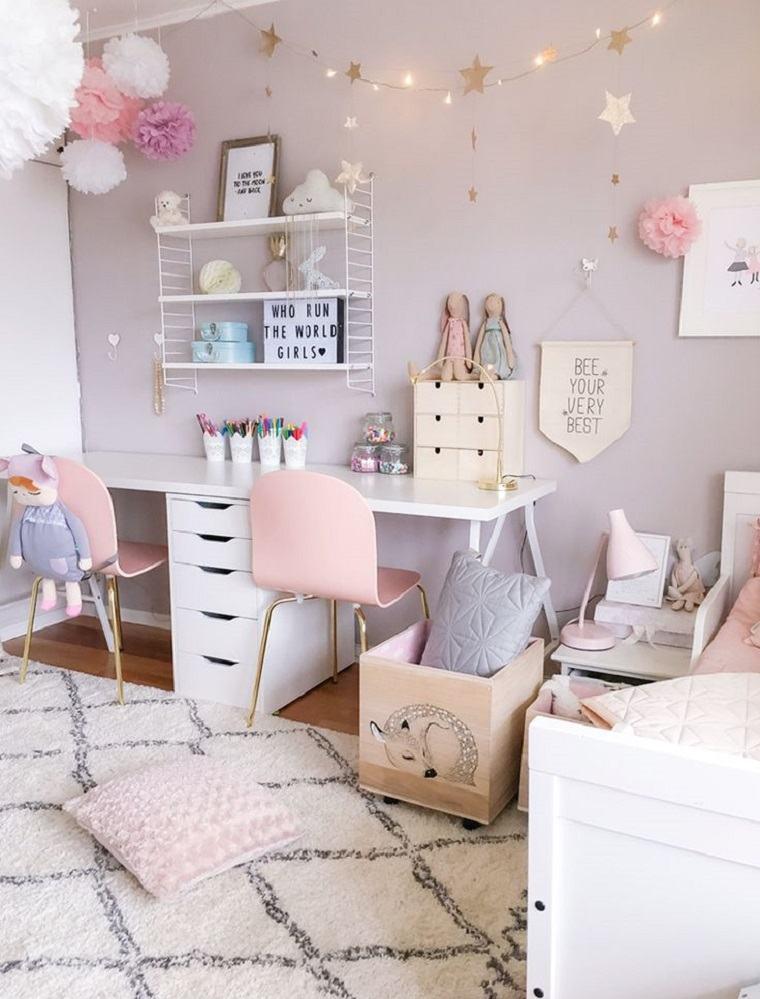 bonitos dormitorios infantiles
