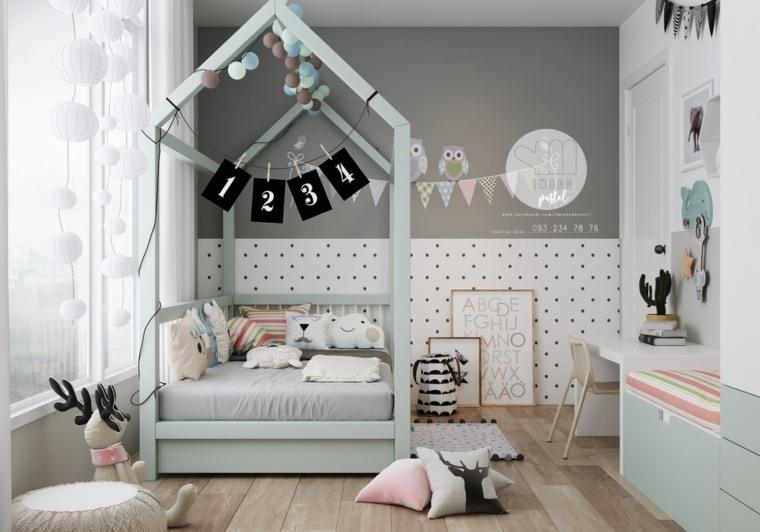 preciosa habitación infantil