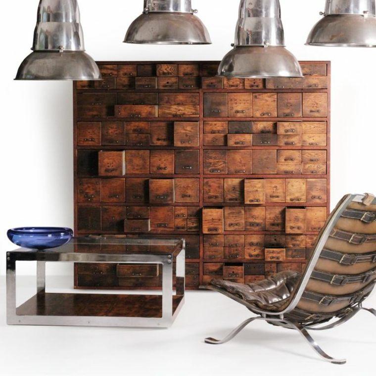 Gabinete de boticario – estupendas ideas de decoración de interiores