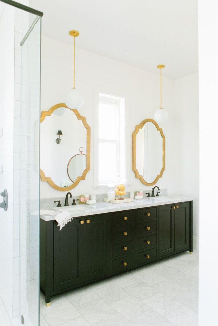 bonitas fotos de baños modernos