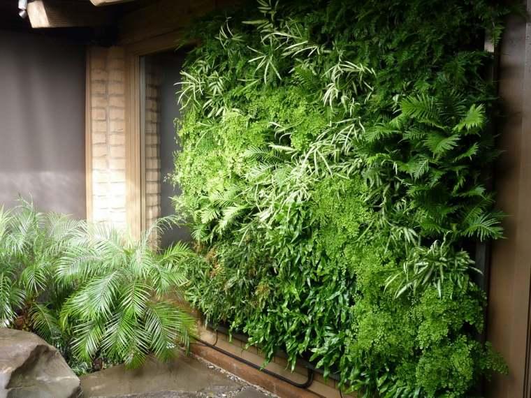 Jardin vertical la tendencia en jardiner a que apasiona for Plantaciones verticales