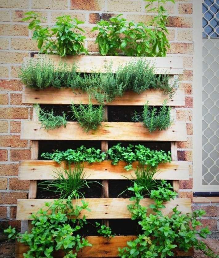 jardines verticales pale efecto moderno