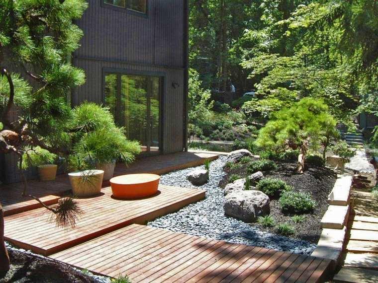 jardines-zen-exteriores-suelo-madera-estilo