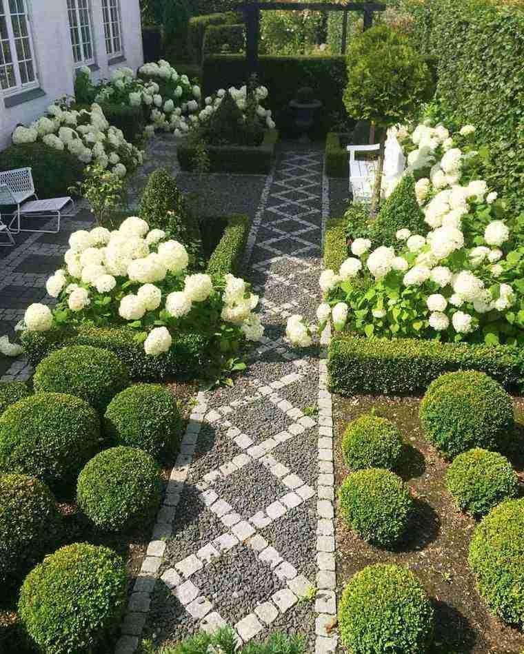 imágenes de terrazas y jardines bonitos