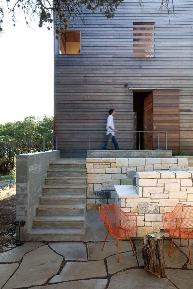 La Casa de la Torre patio