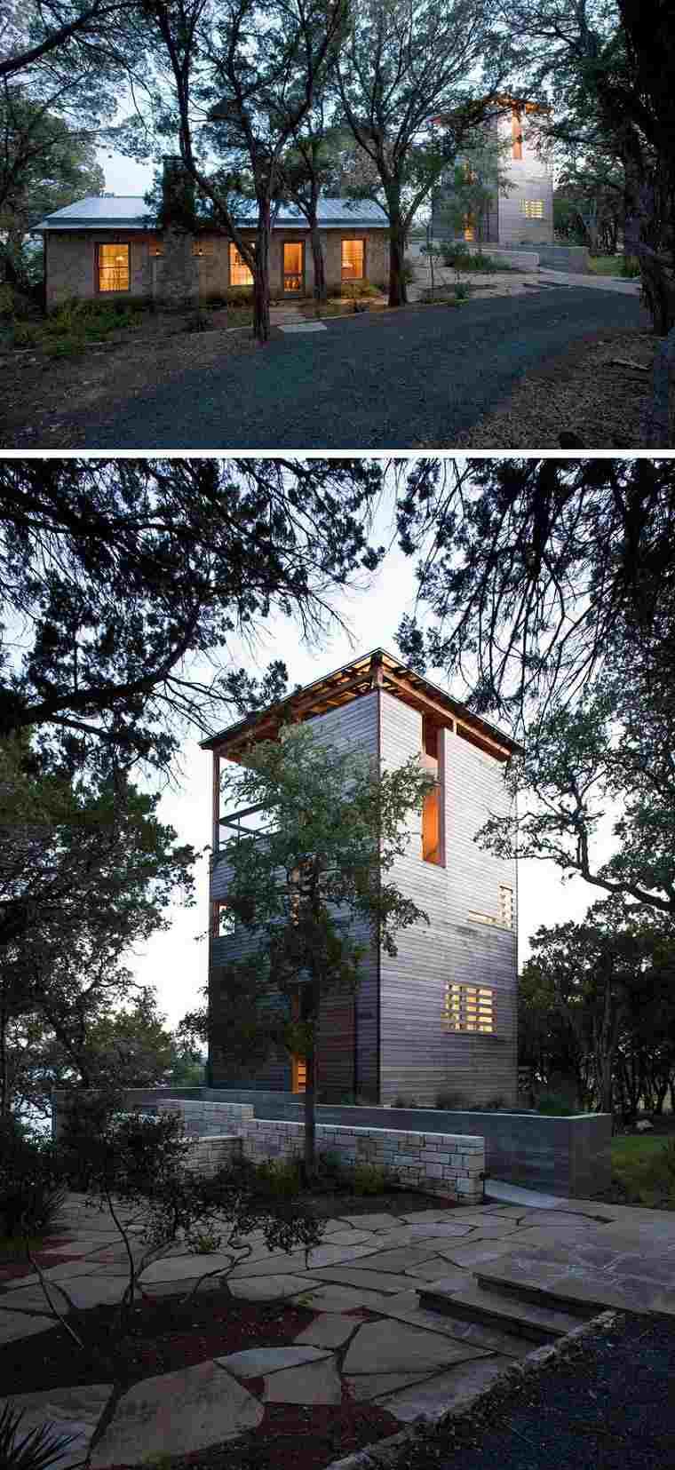 La Casa de la Torre entrada